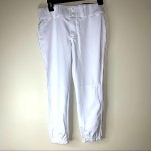 Softball Season Time For New White Pants NWT